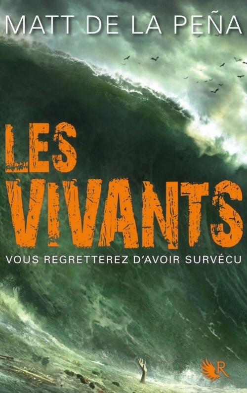 Couverture Les vivants, tome 1
