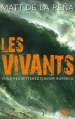 Couverture Les vivants, tome 1 Editions Robert Laffont (R) 2014
