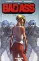 Couverture Bad Ass, tome 2 : The Voice Editions Delcourt (Comics Fabric) 2013