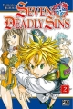 Couverture Seven Deadly Sins, tome 02 Editions Pika (Shônen) 2014
