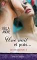 Couverture Les Sullivan, tome 2 : Une nuit et puis... Editions J'ai lu (Pour elle - Passion intense) 2014