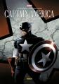 Couverture Captain America : Les élus Editions Panini 2014