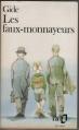 Couverture Les Faux-monnayeurs Editions Folio  1977