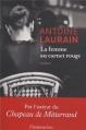 Couverture La femme au carnet rouge Editions Flammarion (Littérature française) 2014