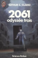 Couverture 2061 : Odyssée trois Editions J'ai lu (Science-fiction) 1991