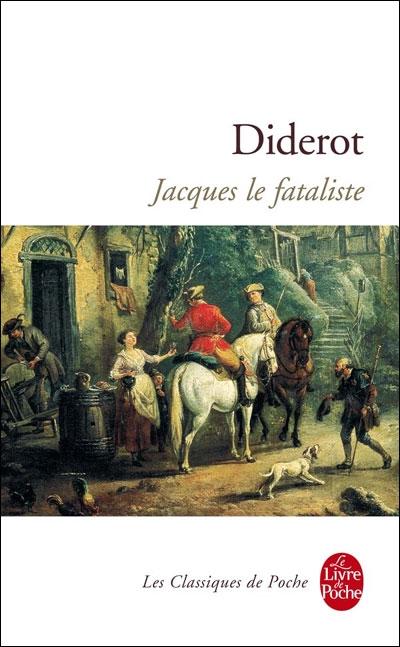 Couverture Jacques le fataliste