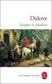 Couverture Jacques le fataliste / Jacques le fataliste et son maître Editions Le Livre de Poche (Les Classiques de Poche) 2013