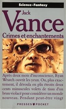Couverture Crimes et enchantements