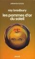 Couverture Les pommes d'or du soleil Editions Denoël (Présence du futur) 1977