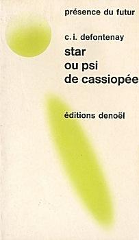 Couverture Star ou Psi de Cassiopée