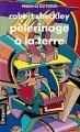 Couverture Pèlerinage à la Terre Editions Denoël (Présence du futur) 1989