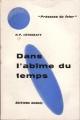 Couverture Dans l'abîme du temps Editions Denoël (Présence du futur) 1963
