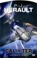 Couverture Cal de Ter, intégrale, tome 3 Editions Milady (Science-fiction) 2013