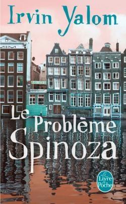 Couverture Le problème Spinoza