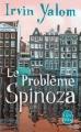 Couverture Le problème Spinoza Editions Le Livre de Poche 2014