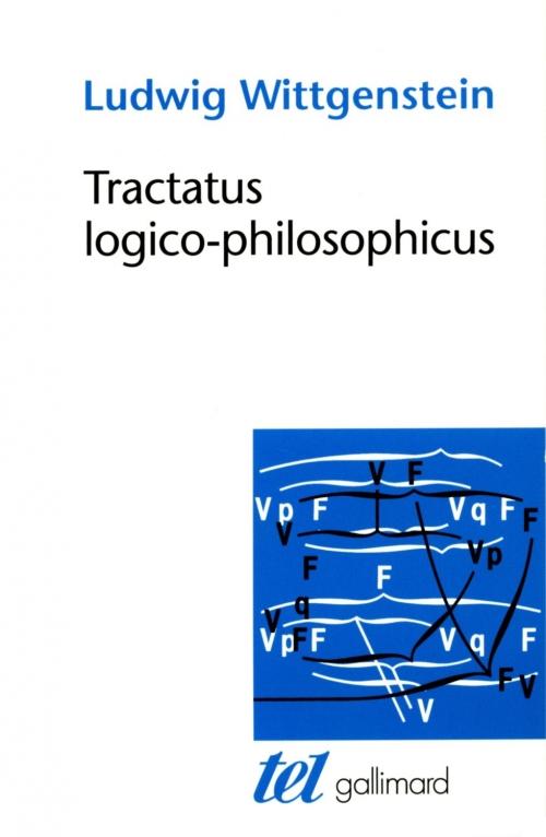 Couverture Tractatus logico-philosophicus
