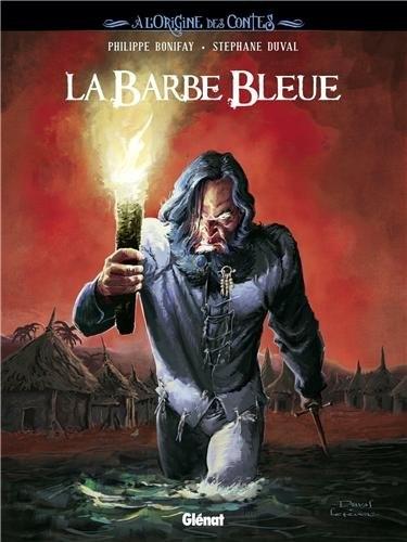 Couverture À l'origine des Contes : La Barbe Bleue