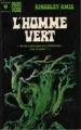 Couverture L'Homme vert Editions Marabout (Fantastique) 1972