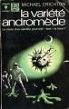 Couverture La variété Andromède, tome 1 Editions Marabout (Science Fiction) 1972