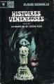 Couverture Histoires vénéneuses Editions Marabout (Fantastique) 1972