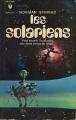 Couverture Les solariens Editions Marabout (Bibliothèque Marabout) 1969