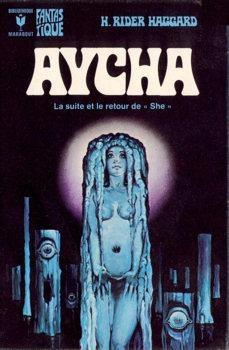 Couverture She, tome 2 : Aycha / Aycha, ou le retour d'Elle