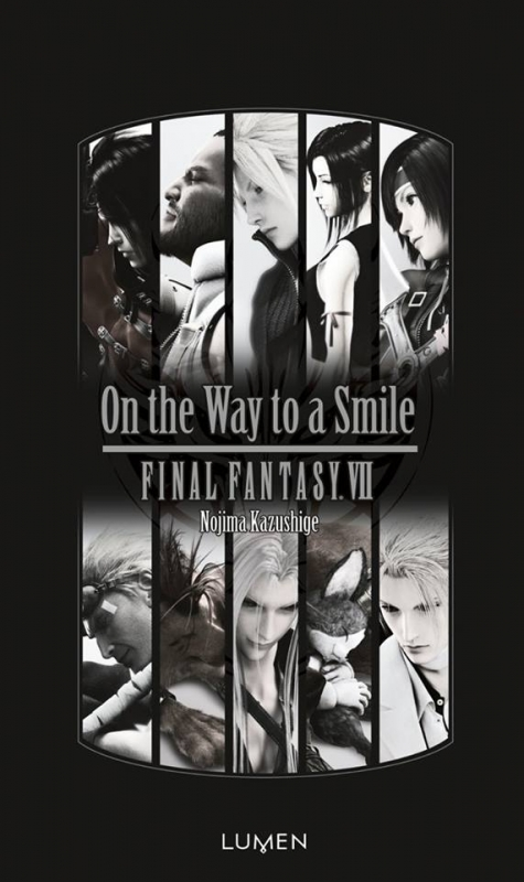 Couverture On the Way to a Smile : Final Fantasy VII
