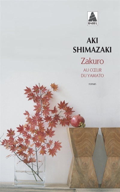 Couverture Au coeur du Yamato, tome 2 : Zakuro