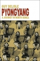 Couverture Pyongyang Editions Jonathan Cape 2006
