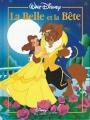 Couverture La belle et la bête Editions Disney / Hachette 1994