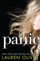 Couverture Panic Editions HarperCollins 2014