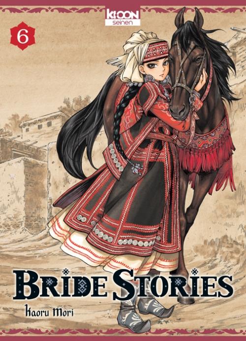 Couverture Bride stories, tome 06