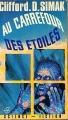 Couverture Au carrefour des étoiles Editions Albin Michel (Science-fiction) 1968
