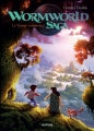 Couverture Wormworld Saga, tome 1 : Le voyage commence Editions Dupuis 2014