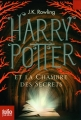 Couverture Harry Potter, tome 2 : Harry Potter et la chambre des secrets Editions Folio  (Junior) 2011