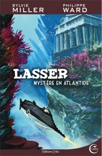 Couverture Lasser, détective des Dieux, tome 3 : Mystère en Atlantide