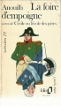 Couverture La foire d'empoigne, suivi de Cécile ou L'école des pères Editions Folio  1979