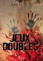 Couverture Jeux doubles Editions Rebelle 2014