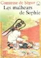 Couverture Les malheurs de Sophie Editions Le Livre de Poche (Jeunesse) 1982