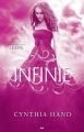 Couverture Céleste, tome 3 : Infinie Editions AdA 2014