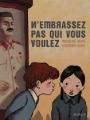 Couverture N'embrassez pas qui vous voulez Editions Dupuis 2012