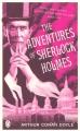 Couverture Les aventures de Sherlock Holmes Editions Penguin books (Red Classics) 2007