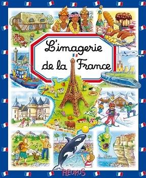 Couverture L'imagerie de la France