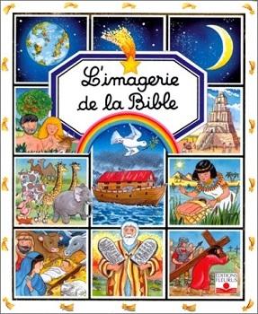 Couverture L'imagerie de la Bible