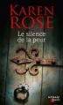 Couverture Le silence de la peur Editions Mosaïc (Poche) 2014