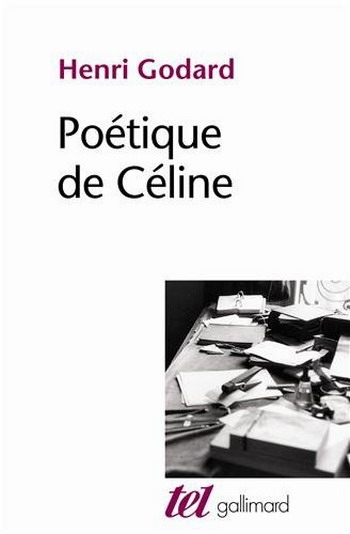 Couverture Poétique de Céline