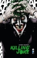 Couverture Batman : The killing joke Editions Urban Comics (DC Deluxe) 2014