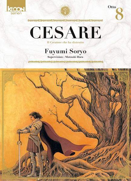 Couverture Cesare, tome 08