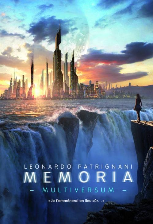 Couverture Multiversum, tome 2 : Memoria