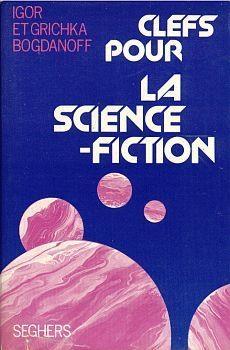 Couverture Clefs pour la science-fiction